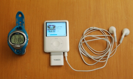 Timex iConnect for iPod watch