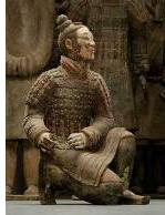 kneeling Terra Cotta Warrior