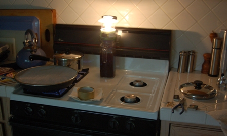 essential gas stove