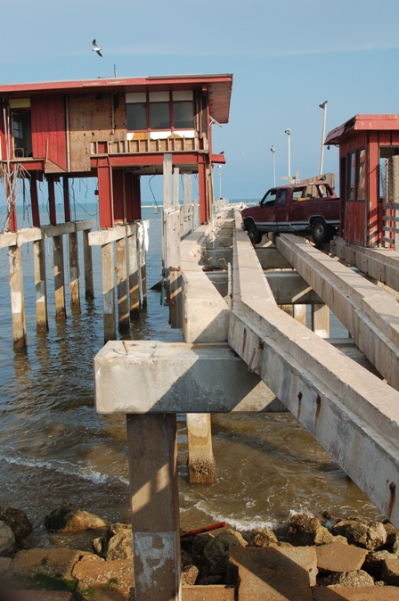 91st Street fishing pier