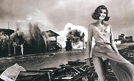 Rush album Permanent Waves cover